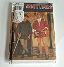 PATTERN Simplicity 7761 Renaissance <b>Medieval</b> Costumes <b>Adult</b> ...
