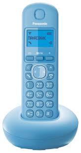 радиотелефон panasonic kx tgb210 ruw