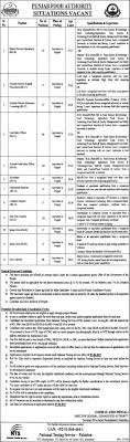 punjab food authority jobs nts application form official advertisement for punjab food authority jobs 2017 nts application form