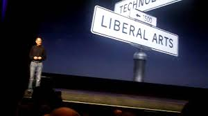 steve jobs on tech and liberal arts steve jobs on tech and liberal arts