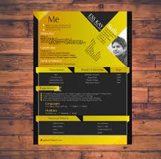 personal objective examplesthe best cv u0026 resume templates 50 modern resume template design for graphic designers resume template design