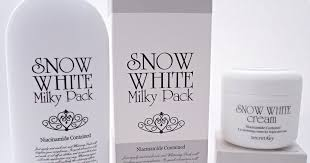 Secret Key Snow White Milky ... - Little Porcelain Princess: Review