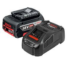 <b>Набор аккумулятор</b> 18 В 5,0 Ач + <b>зарядное</b> устройство GAL 1880 ...