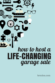 how to host a life changing garage bronwyn s corner how to host a