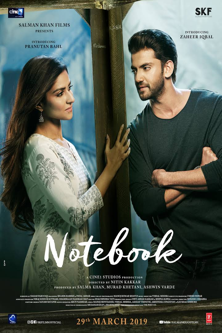 Download Notebook (2019) Hindi Full Movie 480p | 720p