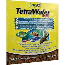 <b>Корм</b> для рыб <b>ТЕТРА Wafer Mix</b>, 0.015кг - интернет зоомагазин ...