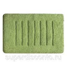 Купить <b>MILARDO Green</b> Lines MMI181M <b>Коврик</b> для ванной ...