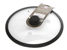 <b>Крышка TimA 28cm</b> с силиконовым ободом Black 5028BL, цена ...