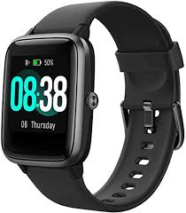 <b>Smart Watch</b>, YONMIG <b>Fitness</b> Tracker IP68 Waterproof Men ...