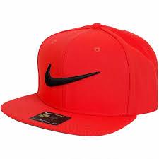 Головной Убор Nike Swoosh Pro / Hat Red 639534-852