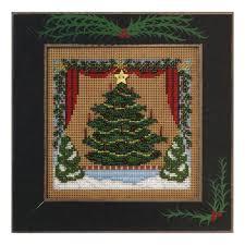 """""""Королевская елка"""" — <b>Набор для вышивания</b> от <b>MILL</b> HILL купить ..."""