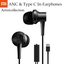 <b>Xiaomi Mi ANC In-Ear</b> Earphones Hybrid (Noise Reduction ...