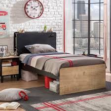 <b>Детская кровать Cilek Black</b>