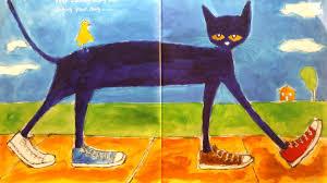 Pete the Cat: I <b>Love</b> My White <b>Shoes</b> - YouTube