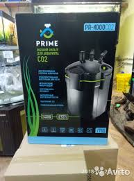 Prime Внешний <b>фильтр CO2</b> 4000л/ч, 37Вт, до 830л купить в ...