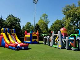 ultimate party super store party supplies rentals inflatables for rent wet dry slide 15 x 15 bounce castle jurassic park