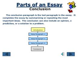 s of an essay       s of an essay conclusion the conclusion