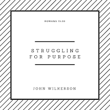 Struggling for Purpose