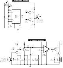 component  new electronic circuit diagrams  circuit diagram and    ultrasonic switch electronics circuits hobby new projects circuit diagram pd  full size
