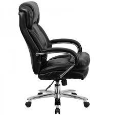 samson series big tall 500 lb black leather executive office chair big office chairs executive office chairs