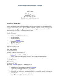 accounting resume new graduate resume example accounting resume new graduate graduate forensic accounting certificate online snhu sample for fresh graduate resume sample