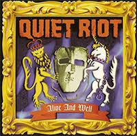 <b>Alive</b> and Well (<b>Quiet Riot</b> album) - Wikipedia