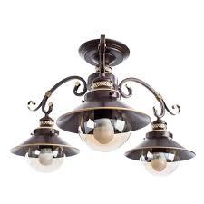 <b>Потолочная люстра Arte</b> Lamp 7 A4577PL-3CK — купить в ...