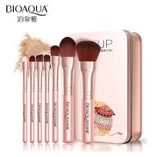 <b>7pcs</b>/<b>set</b> Brand <b>Makeup Brushes</b> Set Full <b>Professional</b> Women's ...
