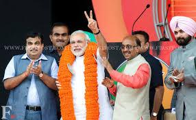 டெல்லி சட்ட சபை தேர்தல் 12 இடங்களில் பிரதமர் பிரச்சாரம்