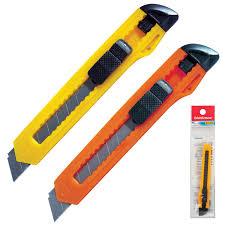 """Купить <b>Нож канцелярский</b> 9 мм, <b>ERICH KRAUSE</b> """"Standard ..."""