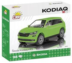 Купить <b>Конструктор Cobi</b> Skoda 24573 Skoda Kodiaq VRS на ...