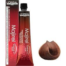 Краска для волос <b>Majirel</b> 6,34 50 мл <b>LOREAL</b> PROFESSIONNEL ...