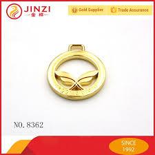 China New Design Hanging <b>Gold Badge</b> Medal Tag Logo Label ...