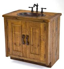 bathroom layout ideas rustic wooden vanity: we offer a wide variety of eco friendly rustic furniture and home decorating accessories made of recycled woods rustic furnishing designs featuring