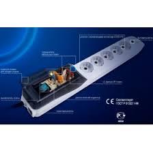 <b>Сетевой фильтр</b> ZIS <b>Pilot Pro</b> 3м в интернет-магазине Регард ...