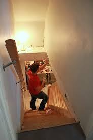 picture basement stairway lighting