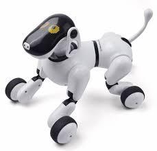 <b>Интеллектуальный щенок</b>-<b>робот собака</b> PuppyGo, управляется ...