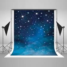 5x7ft(<b>150x220cm</b>) Evening <b>Blue Sky</b> Photography <b>Backdrops</b> No ...