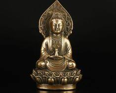 <b>China</b> Cloisonne Sculpture <b>Handwork Carved</b> the Bodhisattva ...