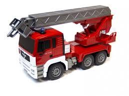 <b>Радиоуправляемая пожарная машина Double</b> Eagle 1:20 в ...