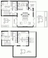 Small House Plan Small Contemporary House Plan Modern Cabin Plan    Small House Plan Small Contemporary House Plan Modern Cabin Plan