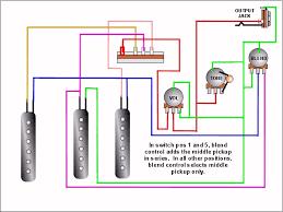 craig's giutar tech resource wiring diagrams Import 5 Way Switch Wiring Diagram budget import 5 way switch, 1 vol, 1 tone, 1 blend \