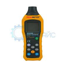 Бесконтактный цифровой <b>тахометр PeakMeter MS6208B</b>