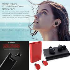 <b>Alfawise Mini True</b> Wireless Bluetooth Earphones with Charging Box ...