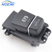<b>YAOPEI NEW</b> For BMW 5 7 Series Switch <b>Parking</b> Brake Auto Hold ...