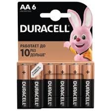 «<b>Батарейки</b>: <b>LR06 AA</b> 1,5 В; <b>DURACELL</b>; количество батарей 2 ...