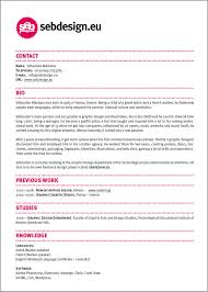 impressive resume cv  designs inspirationresume design ideas