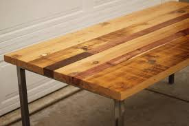 exchange reclaimed wood furniture dining table