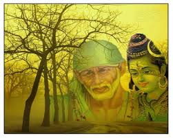 Image result for images of shirdisaibaba with lord shiva