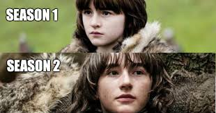 The Evolution Of Bran Stark | WeKnowMemes via Relatably.com